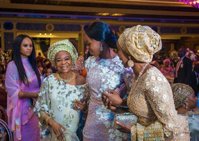 Photos: Aisha Buhari, Maryam Abacha, Kema Chikwe, others at the Mother