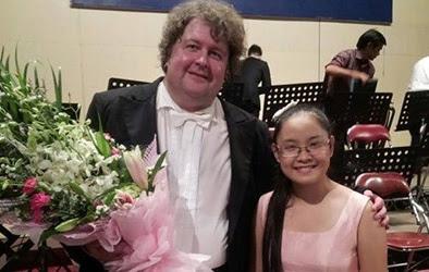 Tài năng Piano 9X với hàng loạt giải thưởng đáng ngưỡng mộ