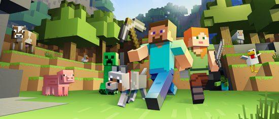 Download Minecraft (free) on Windows , Mac