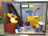 The Simpsons basement