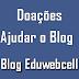 Quero ajudar o blog, como faço?