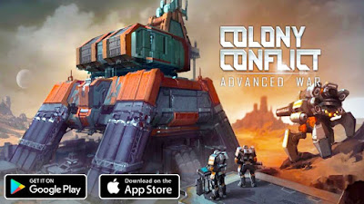 Colony Conflict: Advanced War APK + OBB For Android