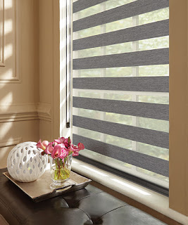 Made in the Shade can create custom window treatments with layered shades for your Prescott home.