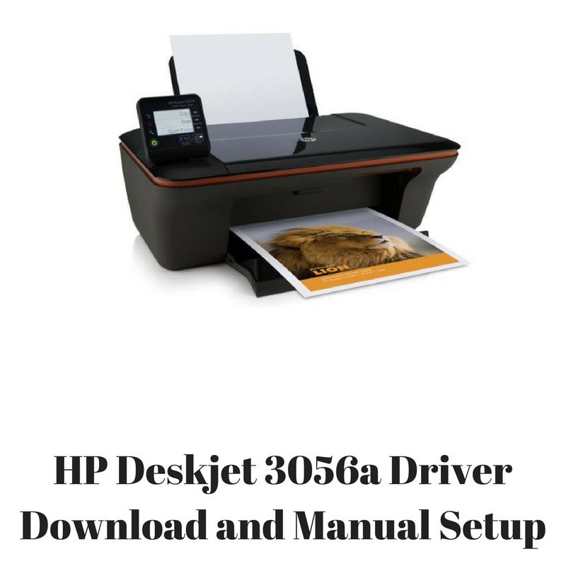 hp 3056a software