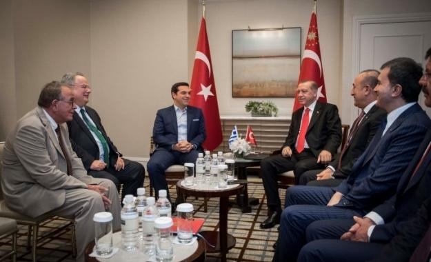 Η Ελληνική Εξωτερική Πολιτική και η Τουρκία του Ερντογάν