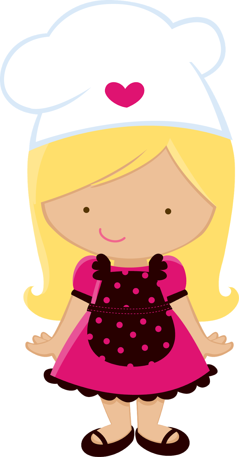 Little Girl Chefs Clipart Oh My Fiesta For Ladies