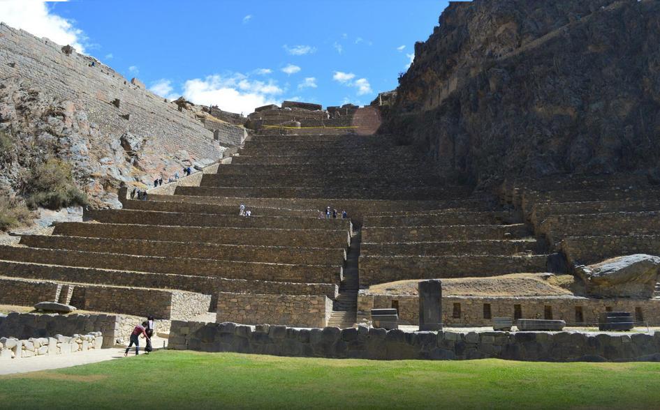 vale sagrado Peru