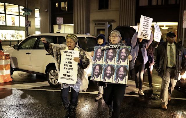 Mumia Abu-Jamal case could return to spotlight
