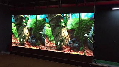 Lắp đặt màn hình led p3 indoor tại Vĩnh Long