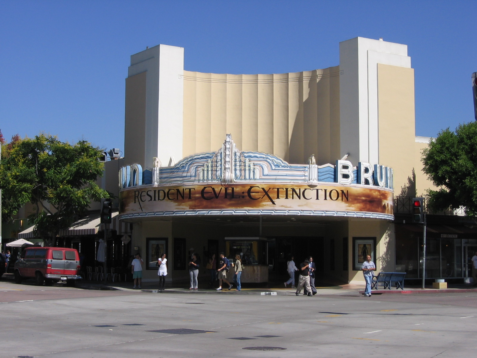 Los Angeles Theatres Westwood And Brentwood Theatres An Overview