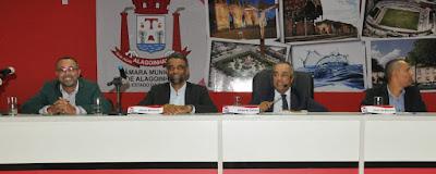 Alagoinhas: Durante sessão na Câmara Municipal, vereadores reclamam da Coelba