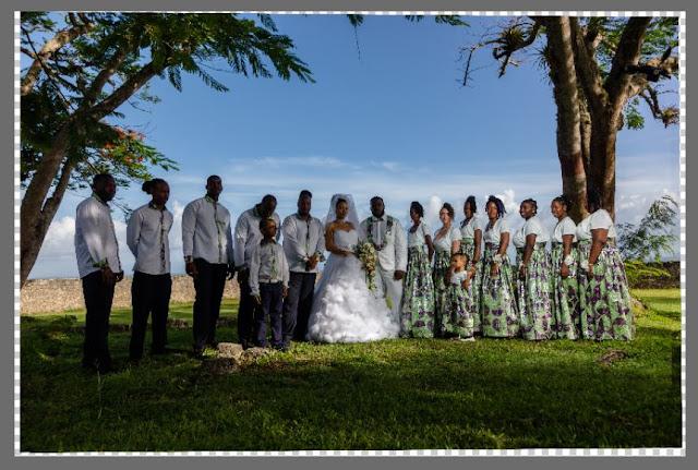 photographie-mariage-fort-fleur-d'épée-Guadeloupe-Bas-du-Fort