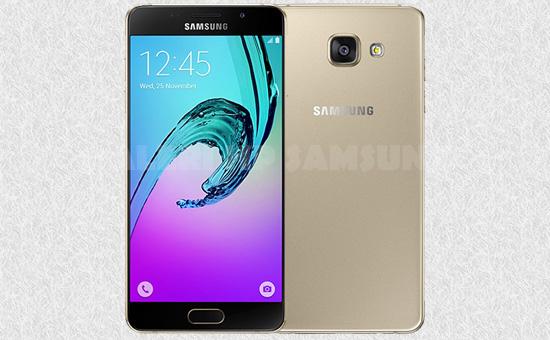 Spesifikasi dan Harga Samsung Galaxy A5 (2016)