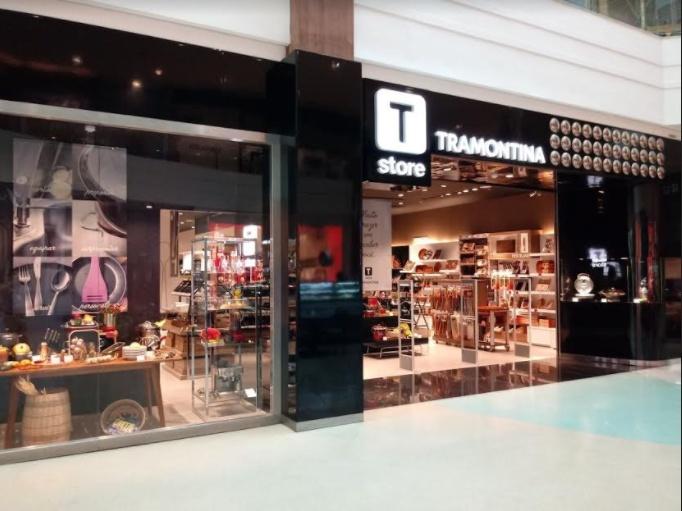 Loja conceito da Tramontina inaugura no Salvador Shopping ~ SALVADOR ... 17c03cd8fb