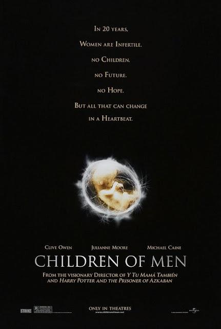 مراجعة فيلم Children of Men.. نسبة المواليد منعدمة ومستقبل البشرية في خطر و(لا) أمل يلوح في الأفق