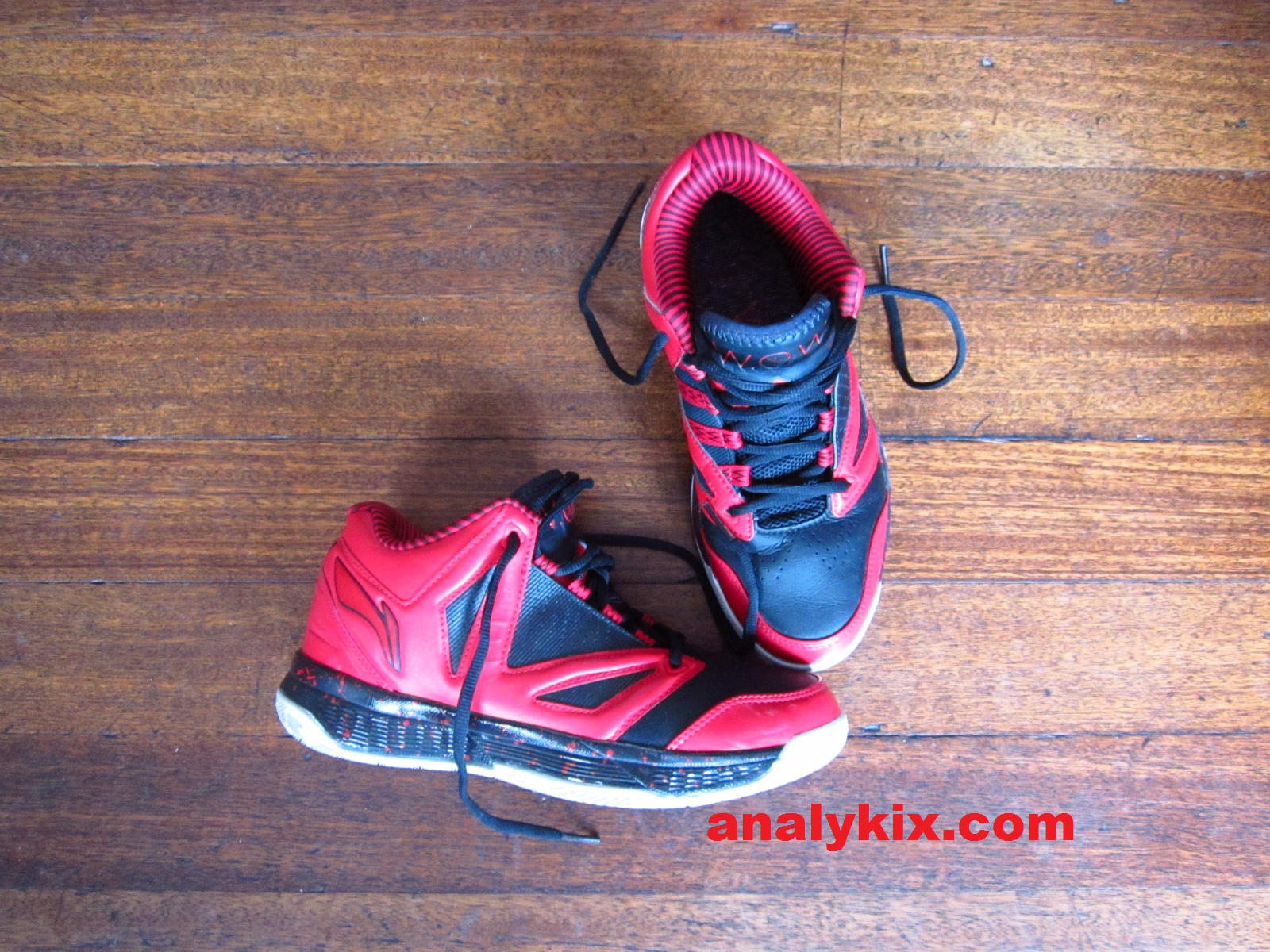 new product 6e4c7 2905c Performance Review  Li Ning Way of Wade All City Encore 2   Analykix