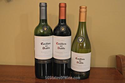 Casillero del Diablo Reserva Wines