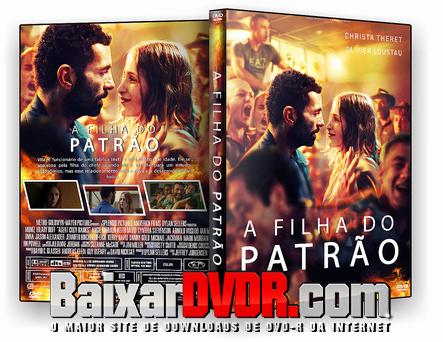 A Filha do Patrão (2017) DVD-R Autorado