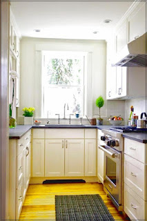 Gambar Desain Dapur Minimalis Untuk Apartemen Kecil Anda