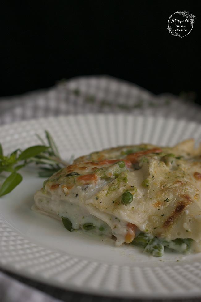 Canelones de crepes con verduras atrapada en mi cocina - Ingredientes para crepes ...