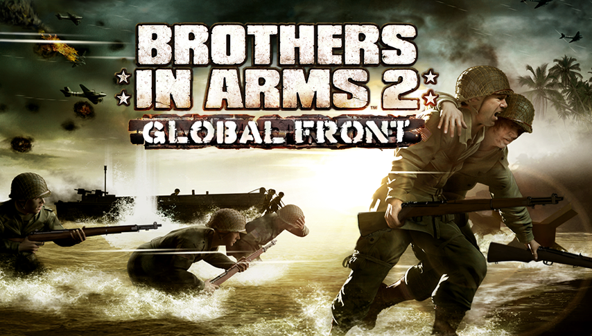 Download Brothers In Arms 2: Global Front Free+ 1.1.0 ...