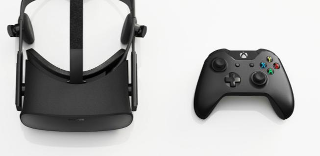 雙贏結夥:Oculus Rift出貨直接附上Xbox One控制器