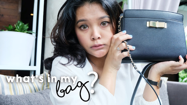 What's in my bag? - beauty blogger indonesia