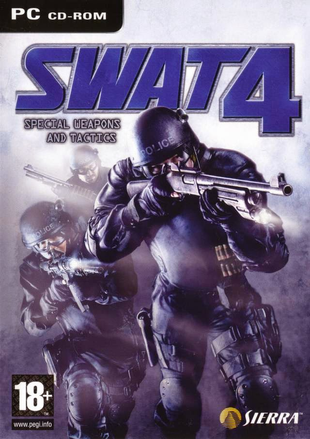 Free Download Swat 4 Full Version PC Game