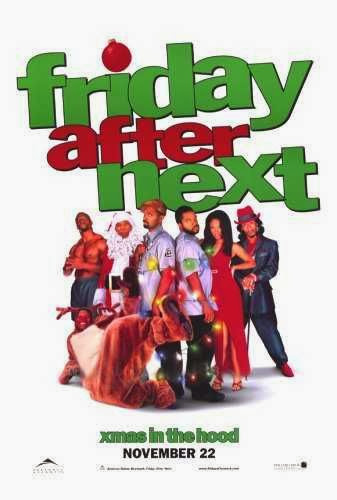 Poster Of Friday After Next (2002) In Hindi English Dual Audio 150MB Compressed Small Size Mobile Movie Free Download Only At worldfree4u.com
