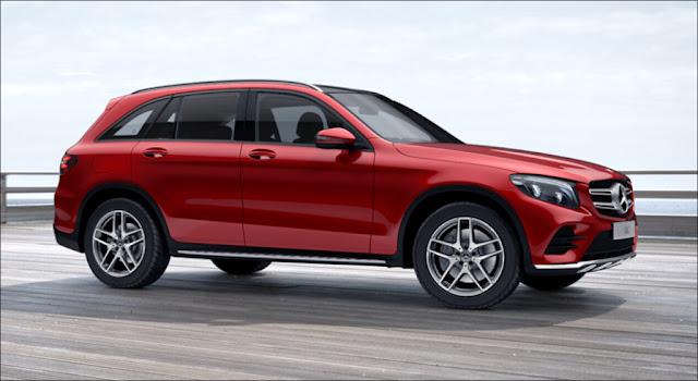 Mercedes GLC 300 4MATIC 2019 sở hữu thiết kế hướng đến những khách hàng yêu thích sự trẻ trung, năng động