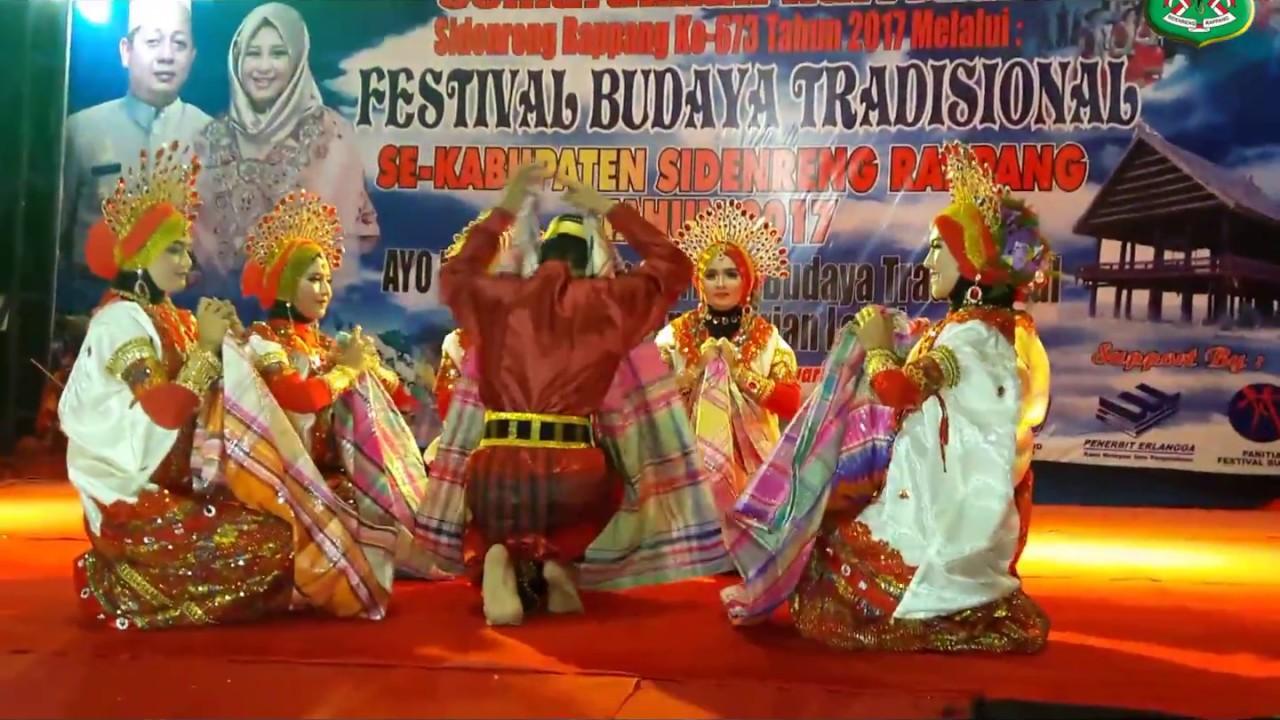 Tari Pattennung, Tarian Tradisional Dari Sulawesi Selatan