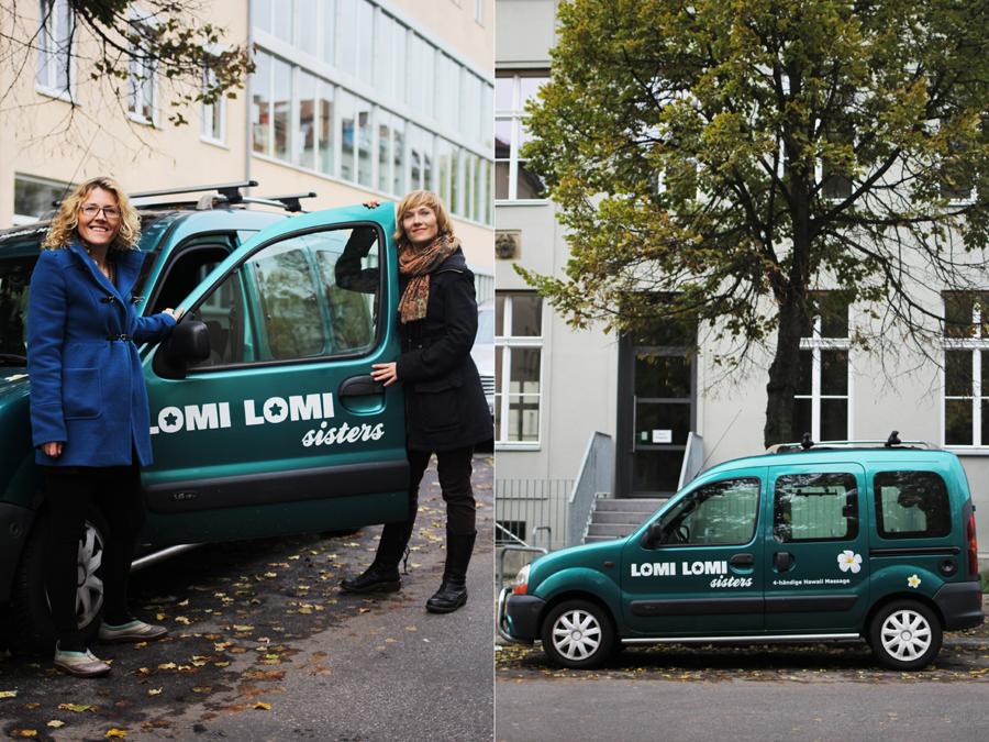 lomi lomi sisters berlin