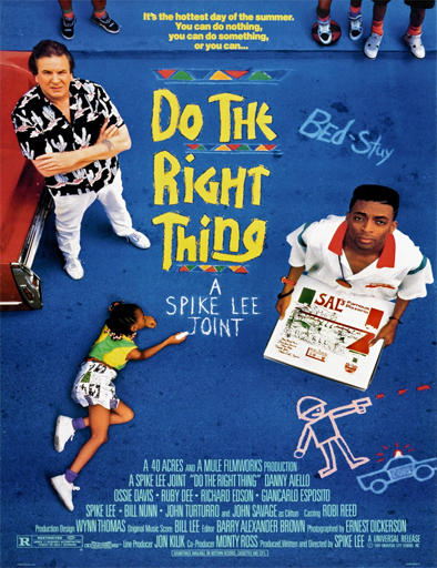 Ver Haz lo correcto (Do the Right Thing) (1989) Online
