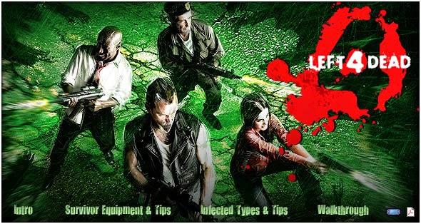 Download Left 4 Dead PC - Game Horor