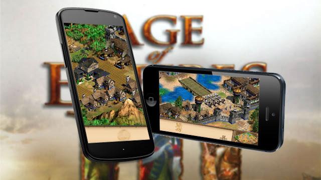 تحميل اللعبة الاستراتيجية Age Of Empire 2 للأندرويد