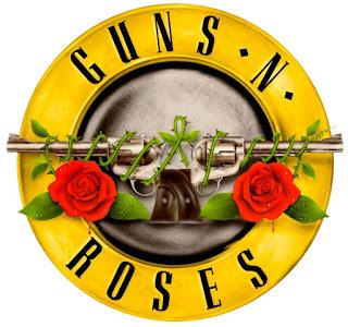 Gambar Logo Guns N Roses