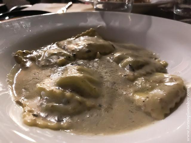 Cenar en Venecia bien Italia viaje