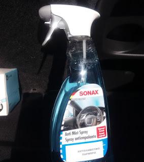 Χρήσιμα σπρέυ για το αυτοκίνητο για το Χειμώνα