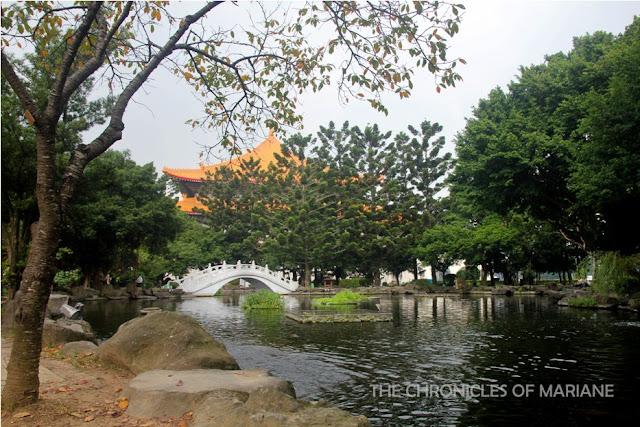 Chiang Kai-shek park
