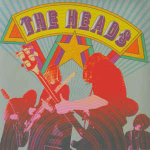 "THE HEADS : ""Inner Space Broadcasts Vol 2"" 2013"