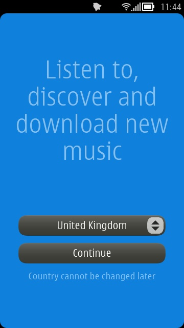 Symbian App] Nokia Music client updated for Belle FP2 devices