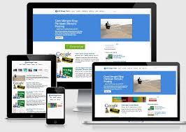 keuntungan menggunakan template premium di blog