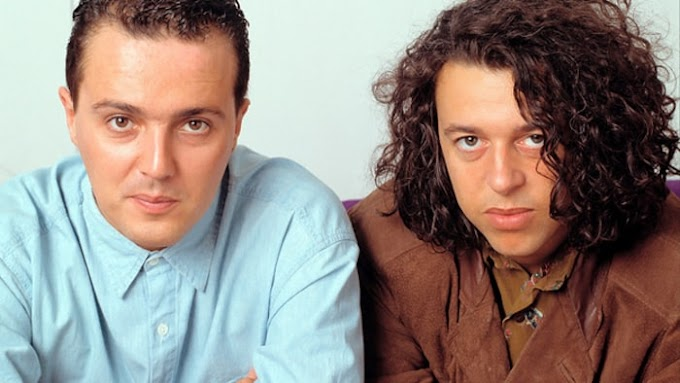 CLIP DE HOJE - TEARS FOR FEARS - ADVICE FOR THE YOUNG AT HEART