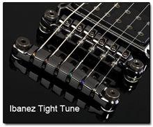 Ibanez Tight-Tune Nuevo Diseño del Clásico Tone-o-matic