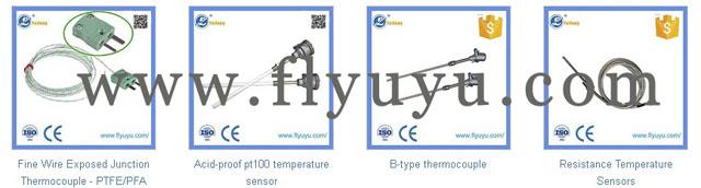 RTD Temperature Probe