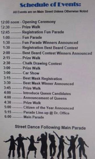 9-19 Ulysses Fall Festival