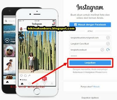 Bagaimana Cara Membuat Instagram Di Laptop | Buat Akun Instagram