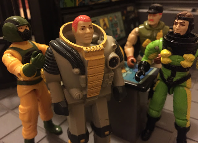 1984 Deep Six, SHARC, 1985 Airtight, 1993 General Hawk, Cutter, Mail Away, Convention Exclusive