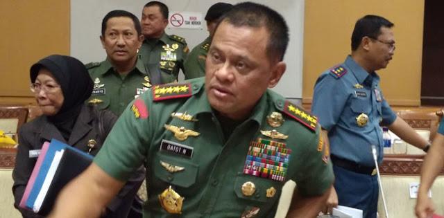 Panglima TNI Akhirnya Batalkan Kunjungan ke AS