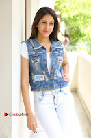 Telugu Actress Lavanya Tripathi Latest Pos in Denim Jeans and Jacket  0043.JPG